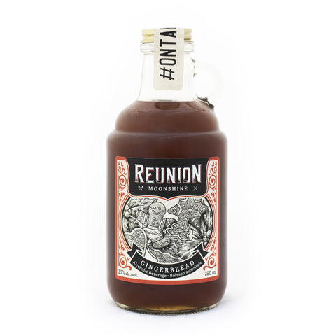 Reunion Gingerbread Moonshine
