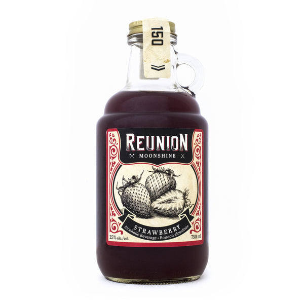 Reunion Strawberry Moonshine