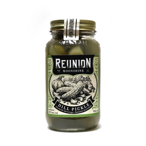 Reunion Dill Pickle Moonshine