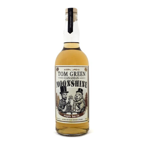 Tom Green Maple Bacon Moonshine