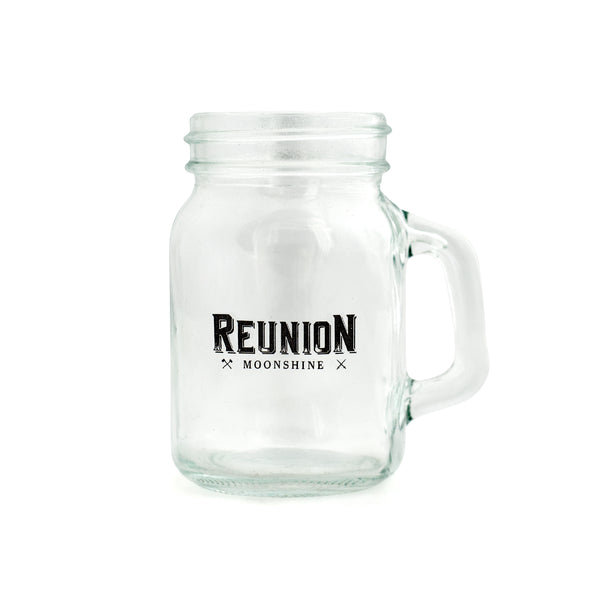 Reunion Moonshine Taster Glass