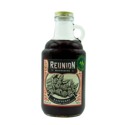 Reunion Raspberry Moonshine