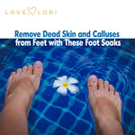 3 Foot Soaks to Remove Calluses & Dead Skin