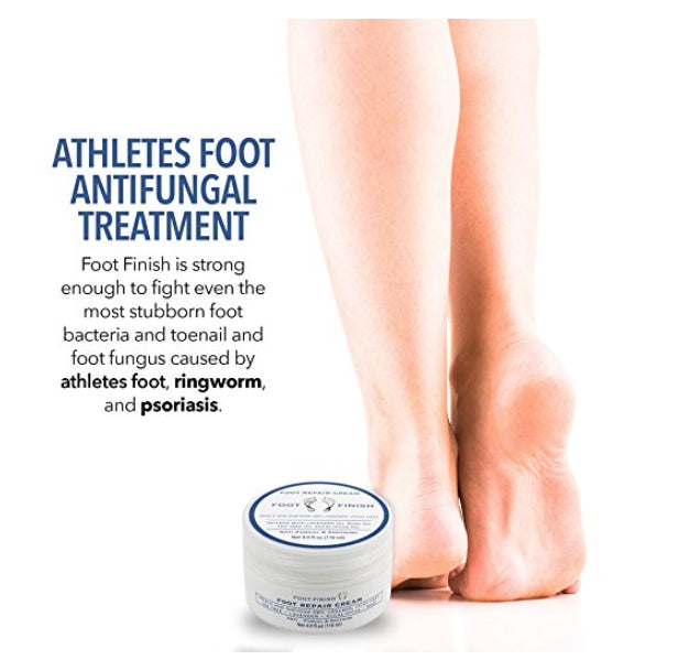 Foot Finish Antifungal Foot Cream