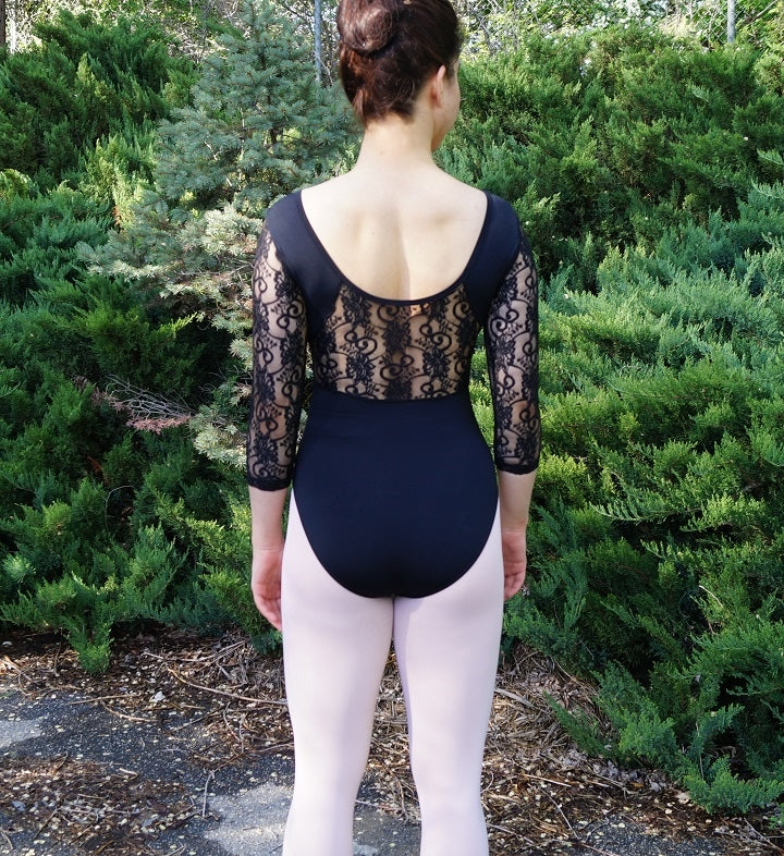 The Tristessa Leotard