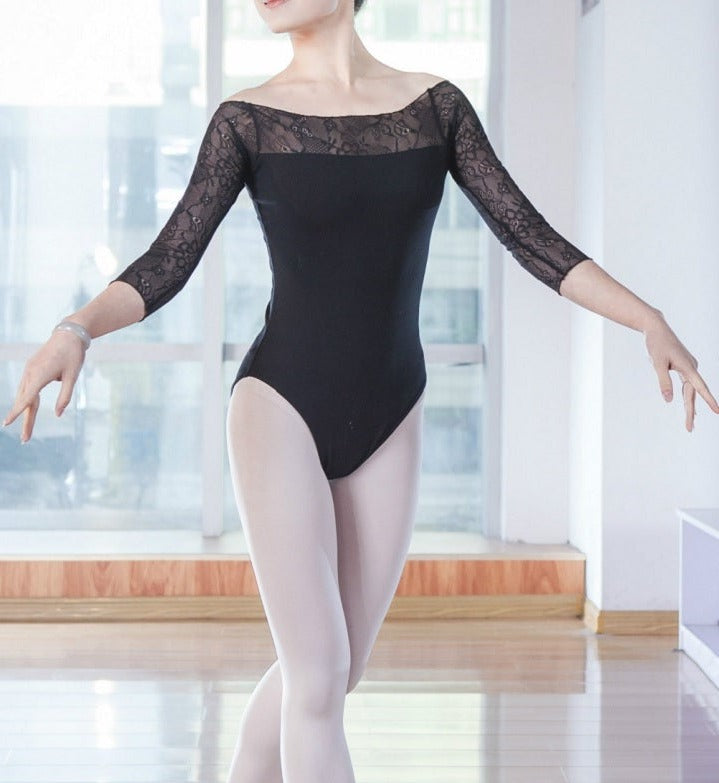 The Diane Leotard