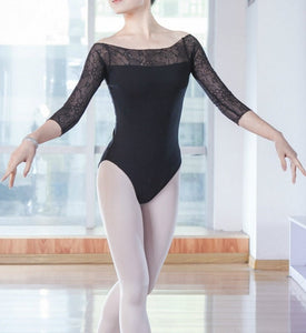 A Diane Leotard