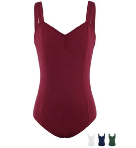 body tank donna marrone