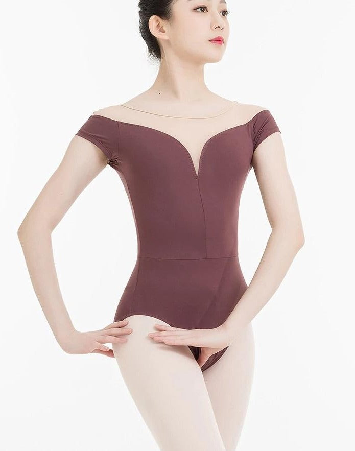 The Jia Leotard