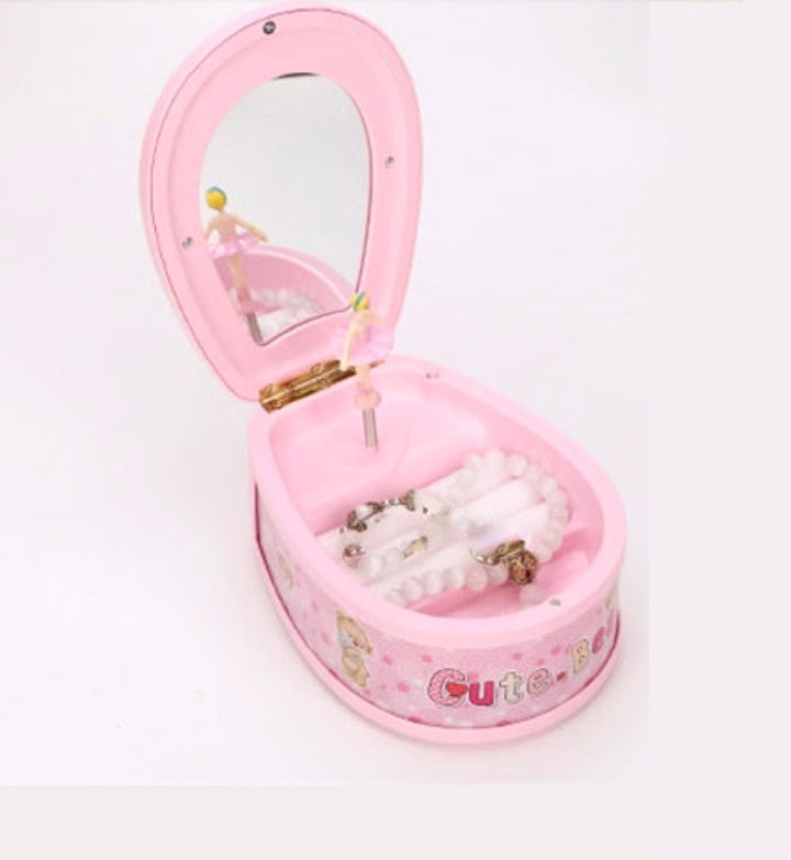 The Abigail Ballerina Music Box