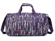 purple dance bag ballet