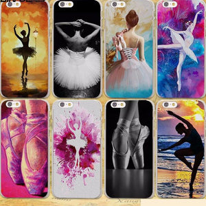 Custodie per iphone ballerina