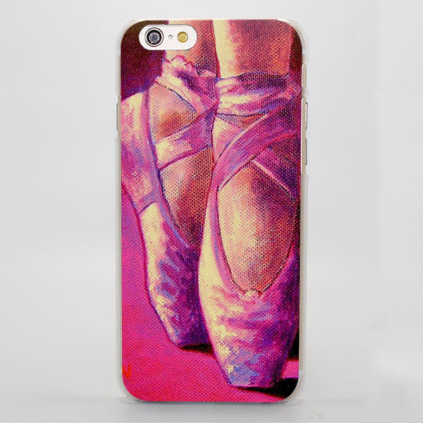 funda iphone bailarina