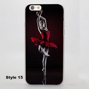 Ballerina Iphone Fall