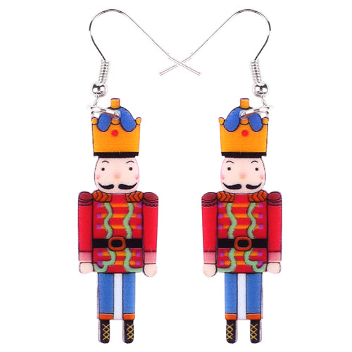 ballet Nutcracker earrings