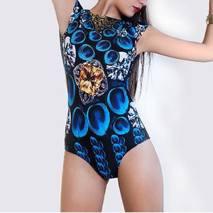 The Sharifa Leotard