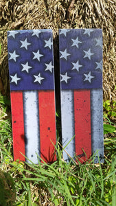 American Flag, Bold,  Pre Order - Scale Set