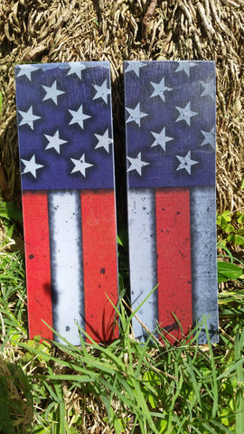 American Flag, Bold - Scale Set