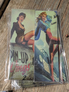 Pin Up Girls - Scale Set
