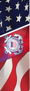 "Coast Guard,  6 x 1 3/4 x 1/4"" - Scale Set  Pre-Order"