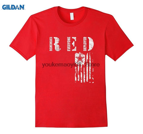 ARMY FLAG RED FRIDAY T-Shirt