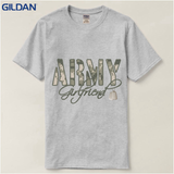 Army Girlfriend Military T Shirt