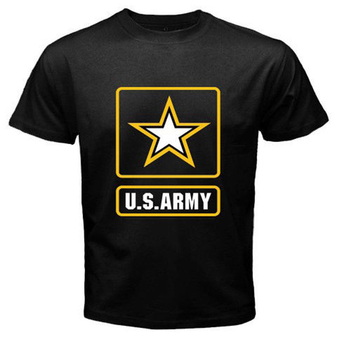 U.S. ARMY Black T-Shirt