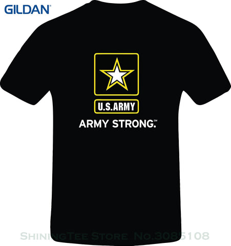 Army Strong 100% cotton T Shirt