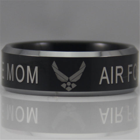 Air Force Mom Ring