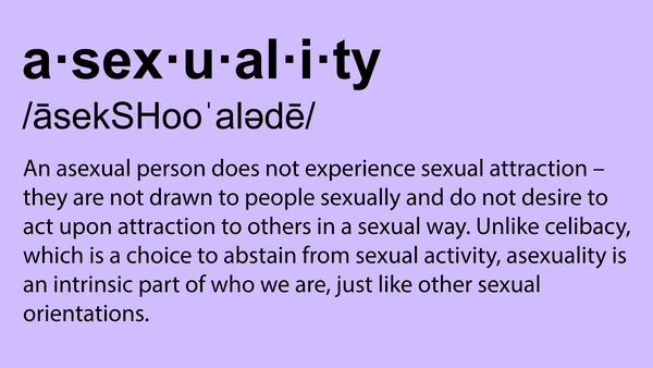 asexuality definition