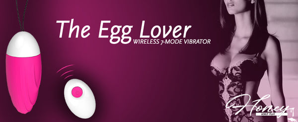 Wireless Egg Vibrator www.amazon.com