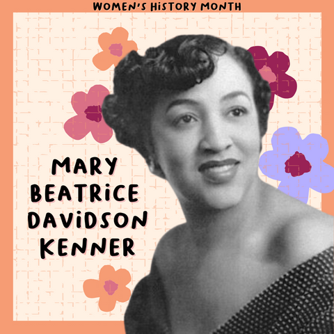 Mary Beatrice Davidson Kenner