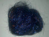 Purple Blaze - Angelina fiber - 1/2oz - sparkle pink - spinning felting fiber fibre art batts paper making silk fusion crafts