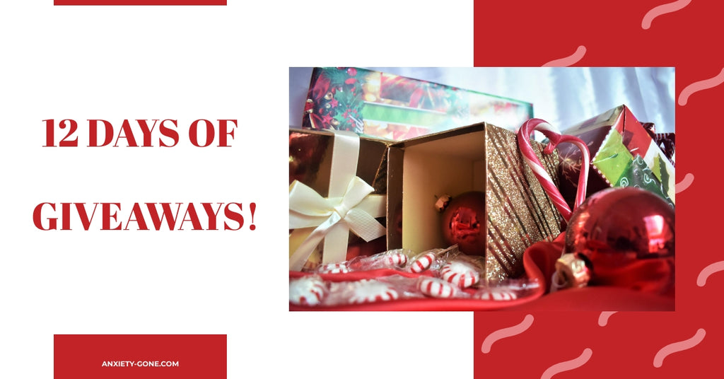 holiday giveaways, holiday contest, holiday gifts, gift ideas, gift ideas for mental health