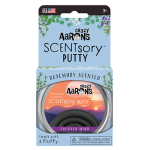 Focused Mind Aromatherapy SCENTsory Putty