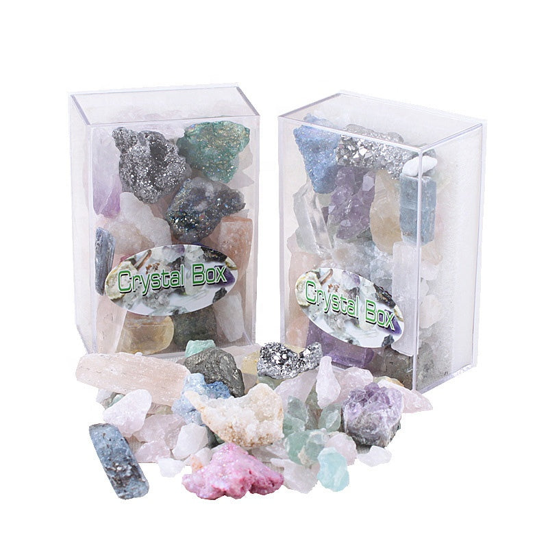 gemstone set, gemstone gift set, gemstone kit for kids, kids gemstone discovery, discovery boxes, crystal sets, crystal gift sets, crystal boxes for kids,