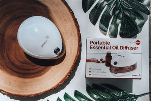 essential oil diffuser, portable essential oil diffuser, small essential oil diffuser, diffuser pod, essential oil pod, essential oil diffuser pod, essential oils kitchener,