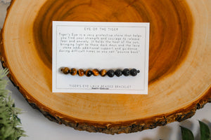 tigers eye bracelet, tigers eye jewelry, tigers eye for anxiety