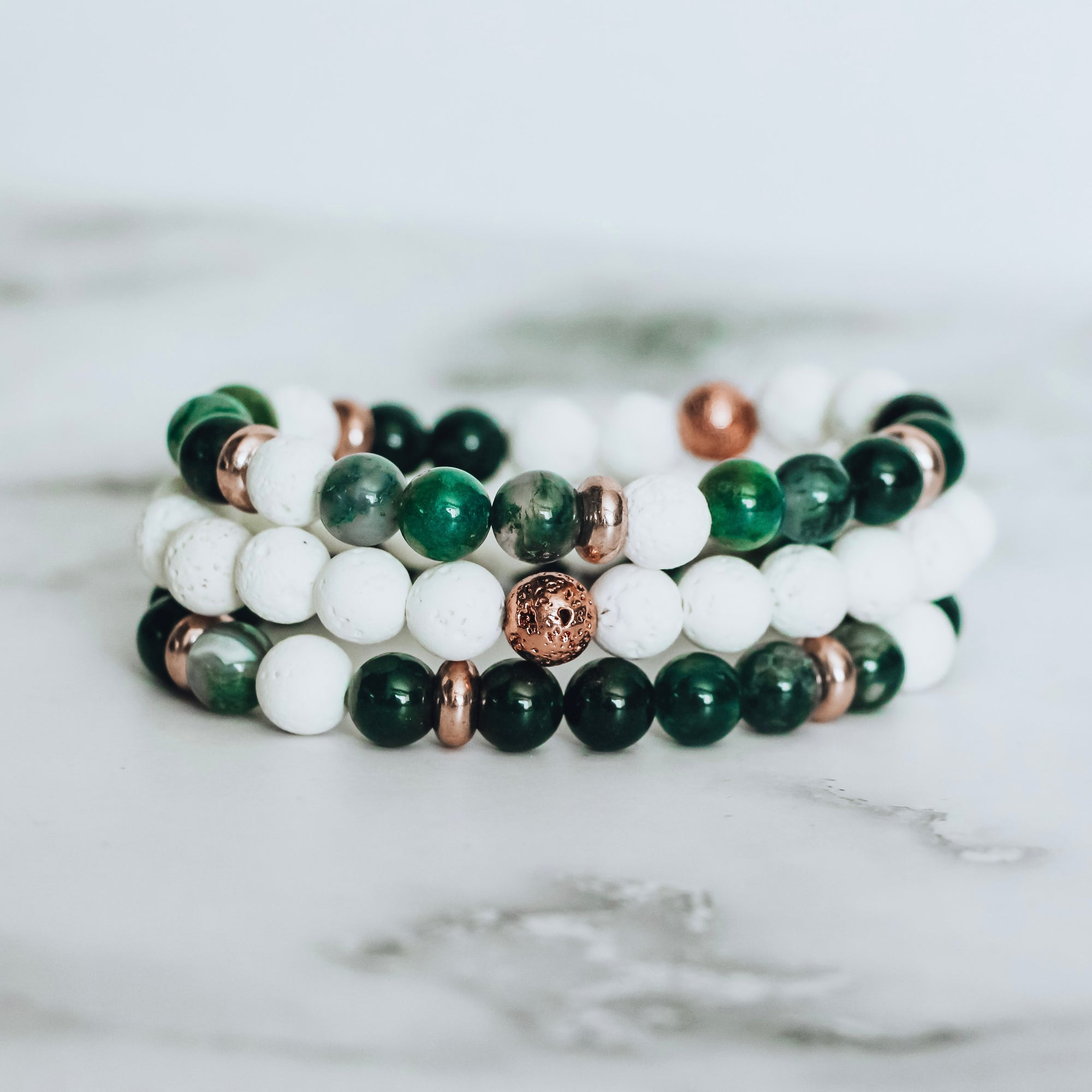 moss agate bracelet, moss agate jewelry, gemstone jewelry, gemstone bracelets, anxiety bracelet, forest bathing bracelets, forest bathing tools, gemstone bracelet, gemstone jewelry, crystal jewelry