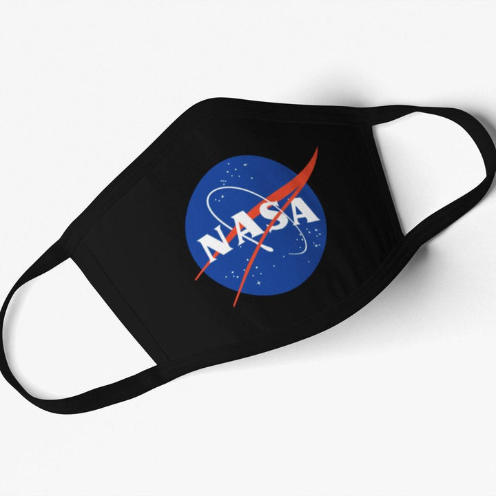 NASA Original Cotton Face Mask - From Nasa Depot - The #1 Nasa Store In The Galaxy For NASA Hoodies | Nasa Shirts | Nasa Merch | And Science Gifts