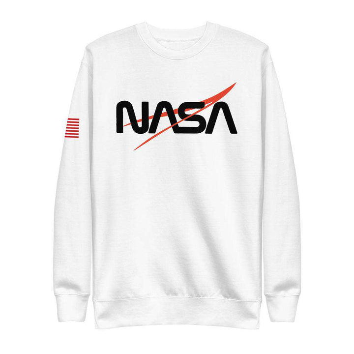 NASA Fleece Sweatshirt - Nasa Depot