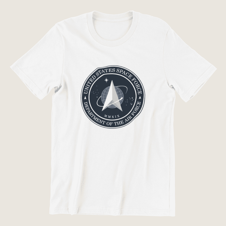 Herren Nasa Space Force T-Shirt-Nasa Depot