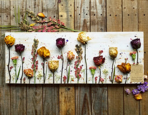 "All Occasions- Extra Large- 11"" x 30"" Flower Field"