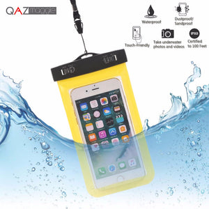 Universal Waterproof Bags Underwater Phone Case For iPhone 6 6s Plus 5S SE 7 7Plus/Samsung Galaxy S6 S7 Edge Plus S8 - Riseatop.store