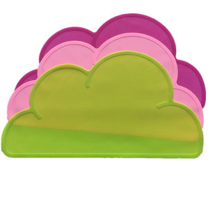 FDA Silicone Placeat Bar Mat in Cloud Shape - Riseatop.store