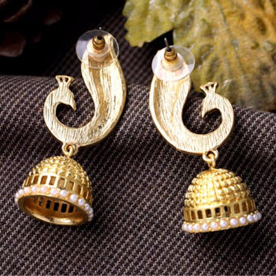 Saba Earrings - Juhi Jewelry