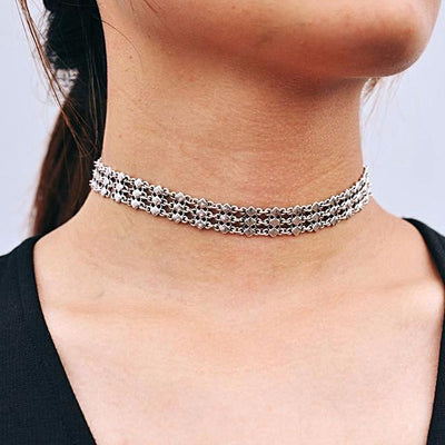 Vika Choker Necklace