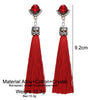 Amreesha - Tassel Earrings