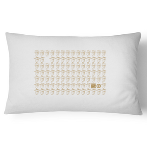 Future Memoirs of a Root Beer - Limited Edition Robot Head Pillowcase