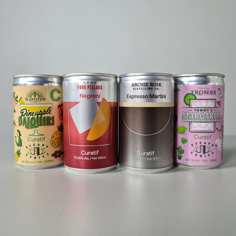 Curatif Cocktails Mixed Pack